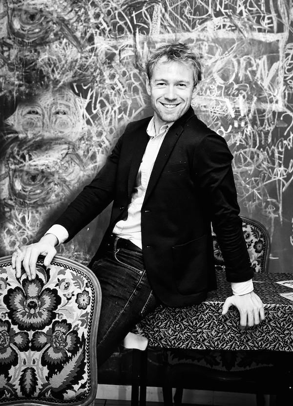 Photo de l'acteur argentin Gaston Re