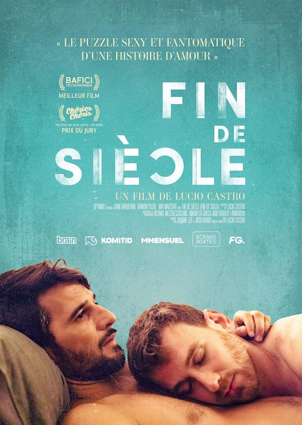 L'affiche du Film Fin de siècle avec Juan Barberini et Ramon Pujol
