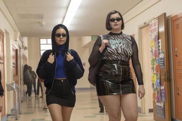 Alexa Demie, Barbie Ferreira dans Euphoria , teen drama lgbt sur HBO