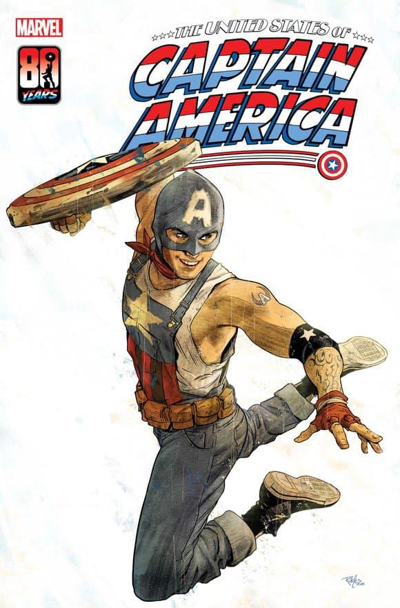 Visuel Captain America - Marvel