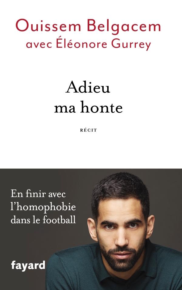 Livre témoignage et coming out du footballeur Ouissem Belgacem