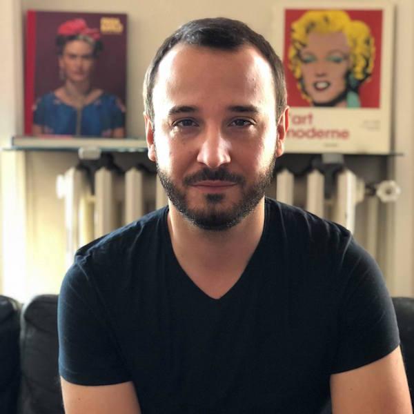 Grégory Tilhac, le délégué général du Festival chéries chéris
