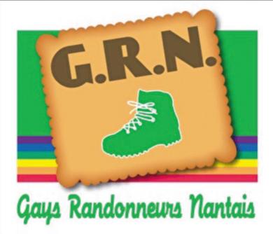 L'association de la randonnée LGBT à Nantes en France