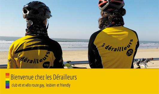 L'association du sport LGBT en Nouvelle Aquitaine en France, Bordeaux.