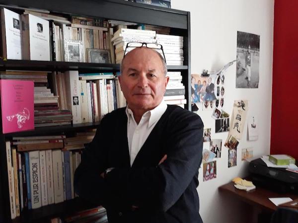 Jean Luc Ricaud , Président de l'Autre Cercle Pays de Loire et administrateur Fédéral. Interview dans WAG magazine, le magazine LGBT de la côte Ouest en france.